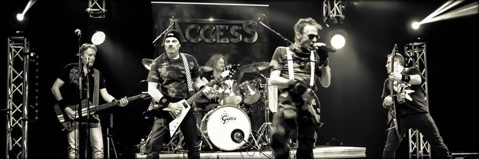 Access - cover Accept