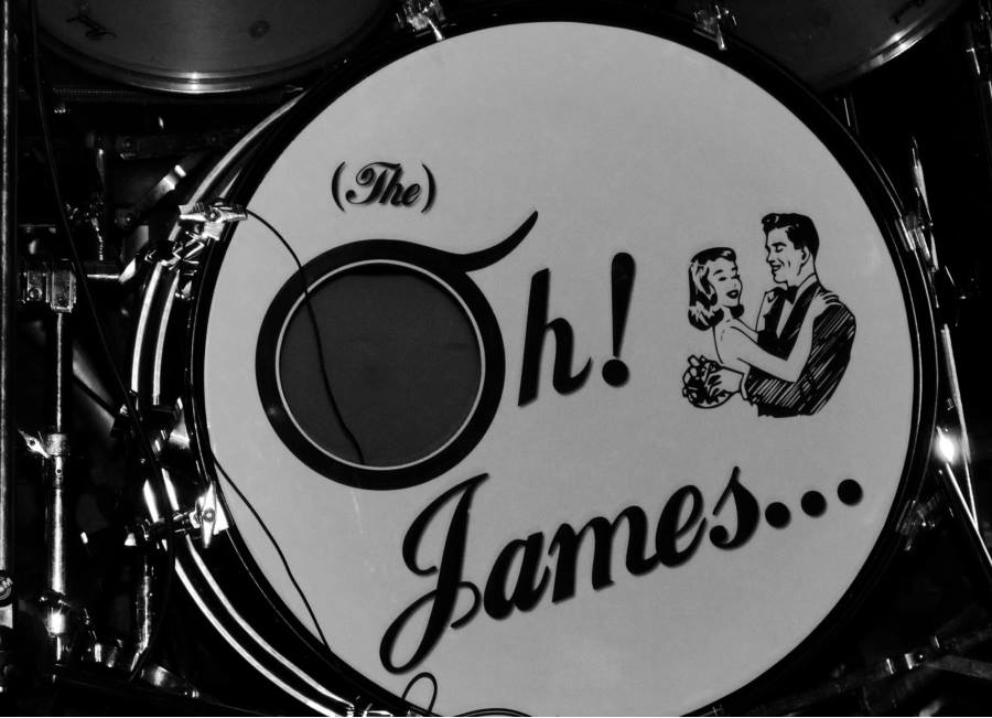 The Oh James