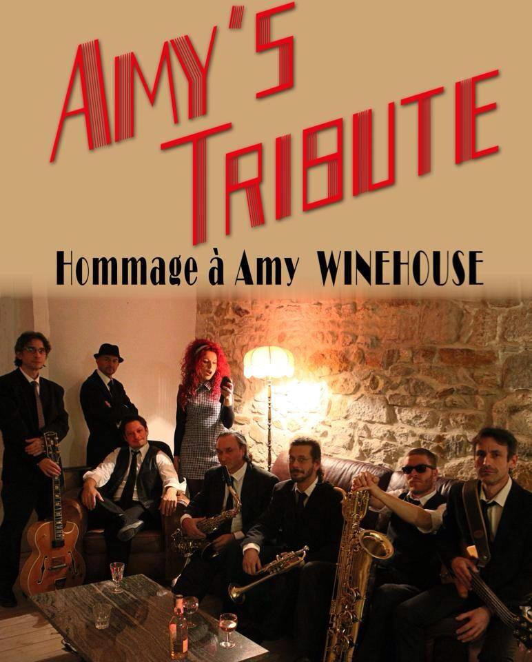 Amy's Tribute France