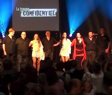 La Troupe Confidentiel