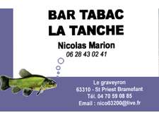 Bar La Tanche